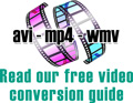 Free video conversion guide